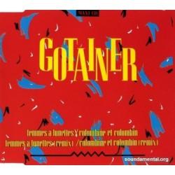 Richard Gotainer - Femmes À Lunettes - CD Maxi 4 Tracks