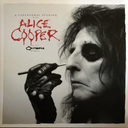 Alice Cooper - A Paranormal Evening With Alice Cooper At The Olympia Paris - Double LP Vinyl Album Coloured