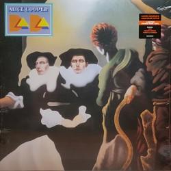 Alice Cooper - DaDa - LP Vinyl Album Coloured Orange