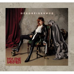 Mylène Farmer - Désobéissance - Coffret CD + DVD