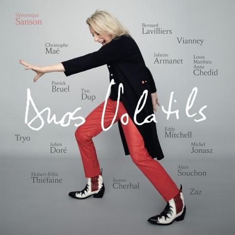 Véronique Sanson - Duos volatils - Double LP Vinyl Coloured Splashed + CD