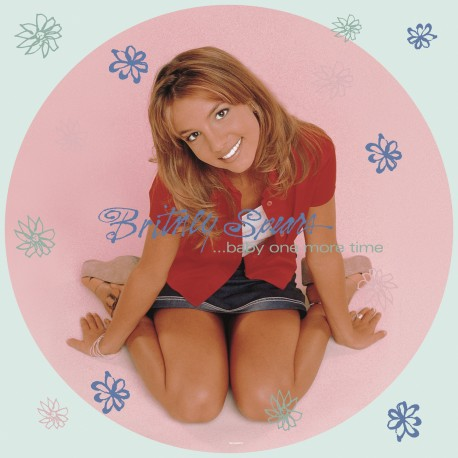Britney Spears - …Baby One More Time - LP Vinyl Album Picture Disc Edition