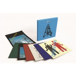 "Depeche Mode - Construction Time Again - 12"" Singles Collection Boxset Collector"