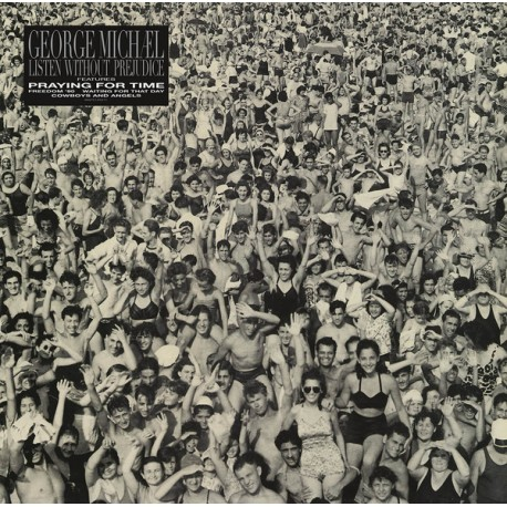 George Michael – Listen Without Prejudice Vol. 1 - LP Vinyl Album
