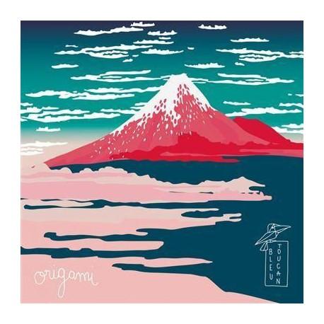 Bleu Toucan – Origami - Vinyl EP 12 inches