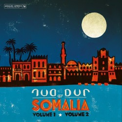 Dur Dur Of Somalia ‎– Volume 1 &  Volume 2 - Compilation 3LP Vinyl Album