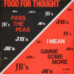 JB's ( James Brown Orchestra) – Food For Thought - LP Vinyl Album