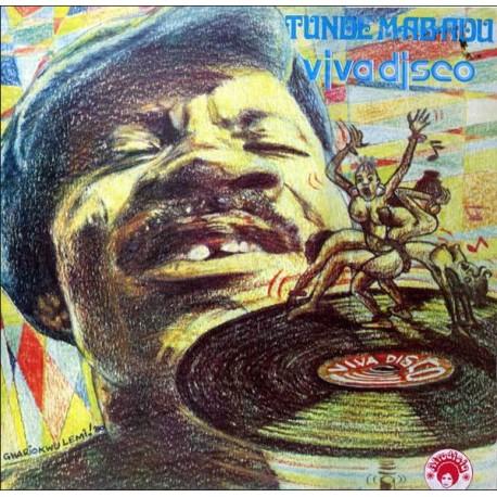Tunde Mabadu – Viva Disco - LP Vinyl Album