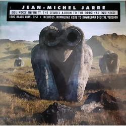 Jean-Michel Jarre – Equinoxe Infinity - LP Vinyl Album