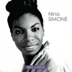 Nina Simone - Vinyl & Photos - LP Vinyl Album + Photographies