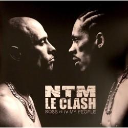 Suprême NTM – Le Clash Boss Vs IV My People - Double LP Vinyl Album