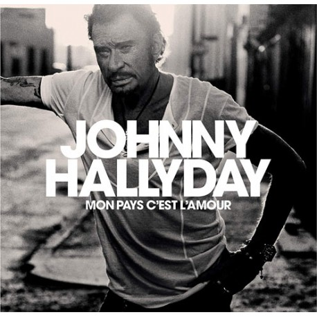 Johnny Hallyday - Mon pays c'est l'amour - Coffret Collector Vinyl + CD Numbered