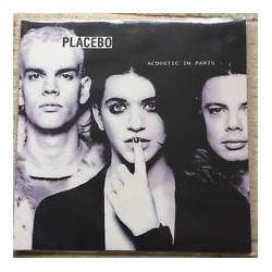 Placebo – Acoustic In Paris - LP Vinyl Album Coloured Green Gatefold