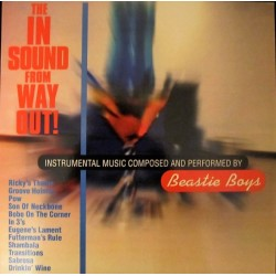 Beastie Boys – The In Sound From Way Out - LP Vinyl Album