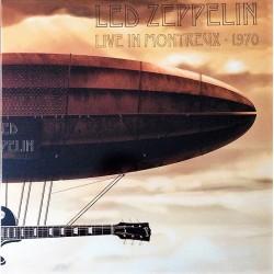 Led Zeppelin – Live In Montreux 1970 - Triple LP Vinyl Album