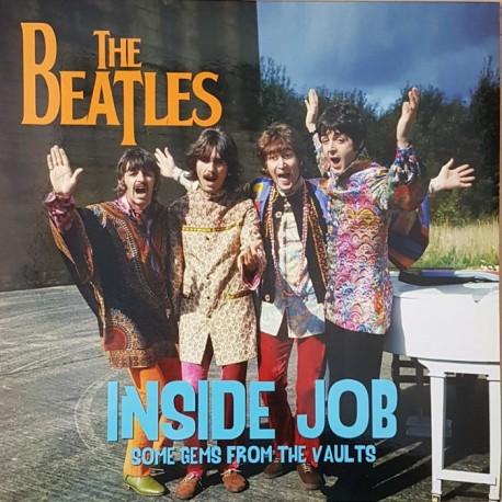The Beatles - Inside Job - Some Gems From The Vaults - LP Vinyl Album Coloured