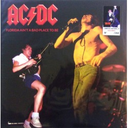 AC/DC ‎– Florida Ain't A Bad Place To Be - LP Vinyl Album Limited Edition