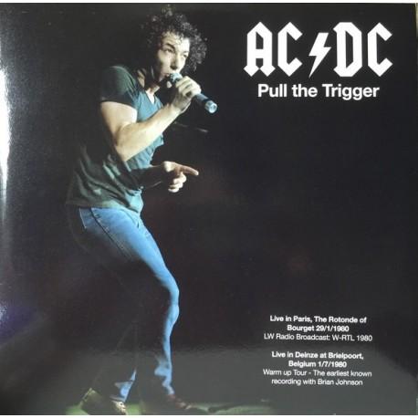 AC/DC – Pull The Trigger - Double LP Vinyl Album Coloured