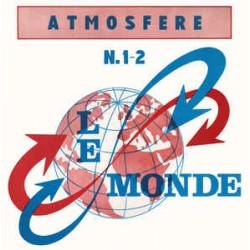 David Hoyt Kimball – Atmosfere N. 1-2 - Double LP Vinyl Album Limited
