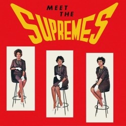 The Supremes ‎– Meet The Supremes - LP Vinyl Album
