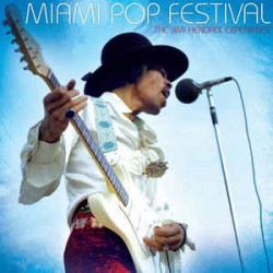 The Jimi Hendrix Experience ‎– Miami Pop Festival - Double LP Vinyl Album