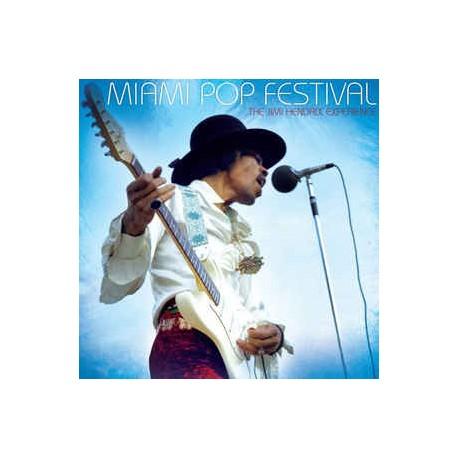 The Jimi Hendrix Experience – Miami Pop Festival - Double LP Vinyl Album