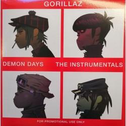 Gorillaz – Demon Days Instrumentals - Double LP Vinyl Album