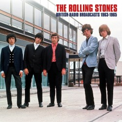 The Rolling Stones ‎– British Radio Broadcasts 1963-1965 - LP Vinyl Album
