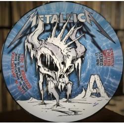 Metallica – Live In Antarctica - December 8th, 2013 - Limited Edition Picture Disc Vinyl LP Album