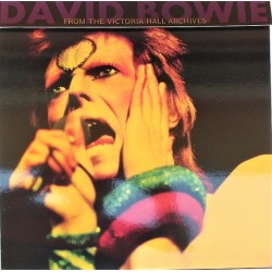 David Bowie ‎– From The Victoria Hall Archives - Double LP Vinyl Album Coloured