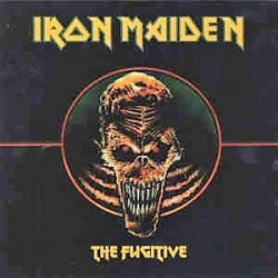 Iron Maiden ‎– The Fugitive - LP Vinyl Album