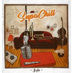 SupaChill – Sofa - LP Vinyl Album