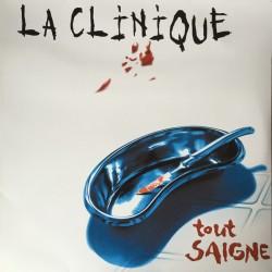 La Clinique – Tout Saigne - Double LP Vinyl Album