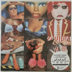 Matthieu Chedid - MMM - LP Vinyl Album Collector
