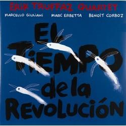 Erik Truffaz Quartet – El Tiempo De La Revolución Double LP Vinyl
