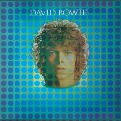 David Bowie - Space Oddity - LP Vinyl - 2016