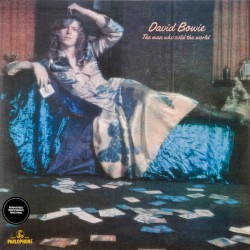 David Bowie ‎– The Man Who Sold The World - LP Vinyl Album