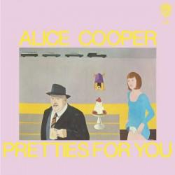 Alice Cooper – Pretties For You - LP Vinyl Album