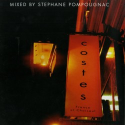 Stephane Pompougnac ‎– Hotel Costes - France Et Choiseul - Double LP Vinyl Album Compilation