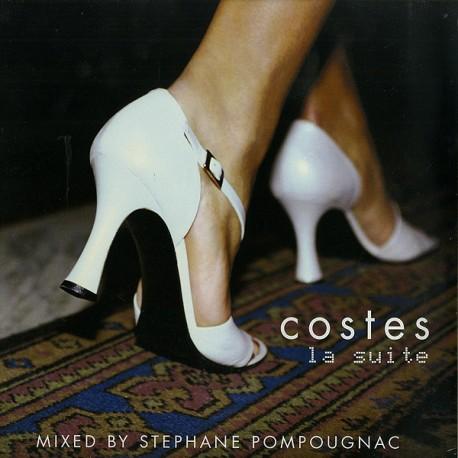 Stephane Pompougnac – Hotel Costes 2 - La Suite - Double LP Vinyl Album Compilation
