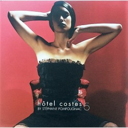 Stephane Pompougnac ‎– Hotel Costes 5 - Hôtel Costes Cinq - Double LP Vinyl Album Compilation