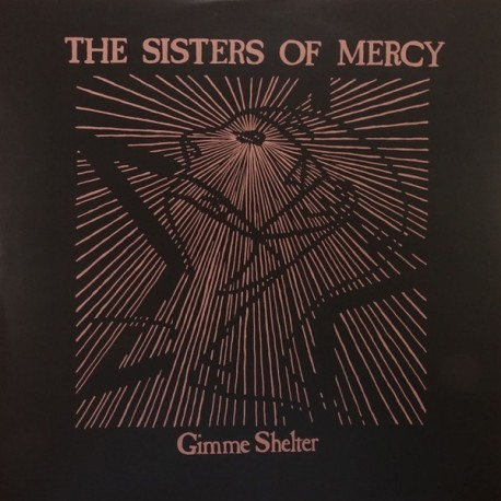 The Sisters Of Mercy ‎– Gimme Shelter - LP Vinyl Album