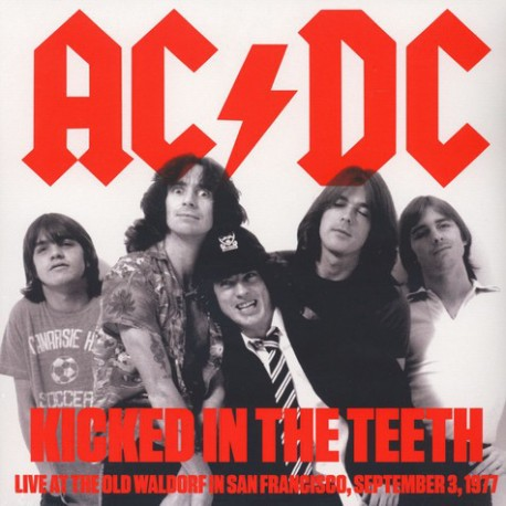 AC/DC ‎– Kicked In The Teeth - LP Vinyl Album