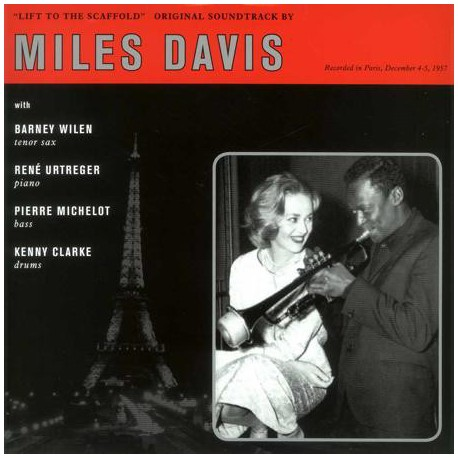 Miles Davis ‎– Lift To The Scaffold - LP Vinyl Album