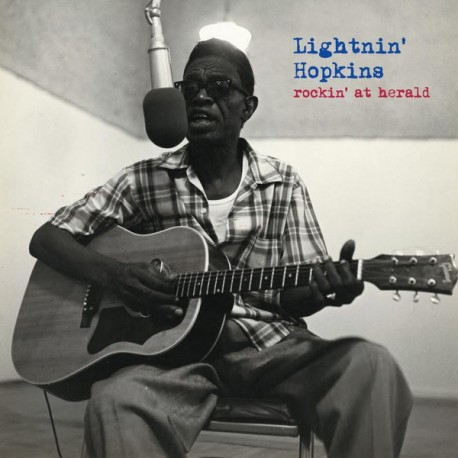 Lightnin' Hopkins ‎– Rockin' At Herald - LP Vinyl Album Limited Edition
