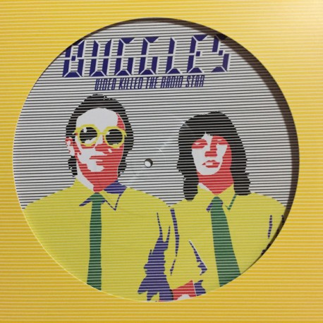 Buggles – Video Killed The Radio Star - Maxi Vinyl 12 inches Picture Disc - Records Store Day