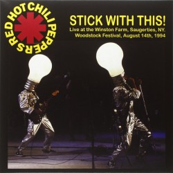 Red Hot Chili Peppers ‎– Stick With This! - LP Vinyl Album Limited Edition