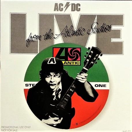 AC/DC – Live From The Atlantic Studios - LP Vinyl Album