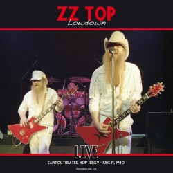 ZZ Top ‎– Lowdown - LP Vinyl Album Live 1980