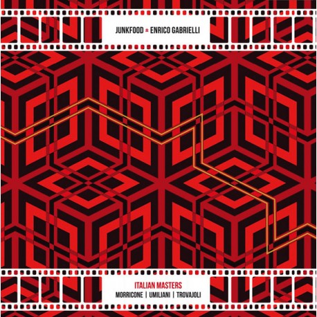 Junkfood + Enrico Gabrielli – Italian Masters - LP Vinyl Album
